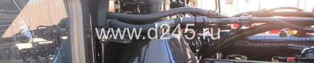 Обслуживание впускной системы двигателя ММЗ на тракторах МТЗ с центробежным масляным фильтром