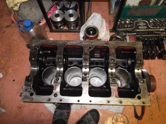 Ремонт двигателей